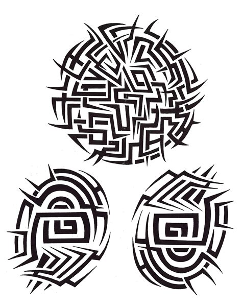 free tribal tattoos tribal tattoos