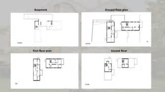 House Plans With Garage In Basement maison jaoul 1