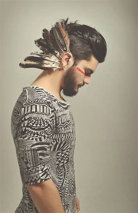 aztec hair style 45 popular men s hairstyle inspirations 2014