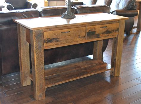 rustic sofa table sofa table rustic rustic sofa table the plough at