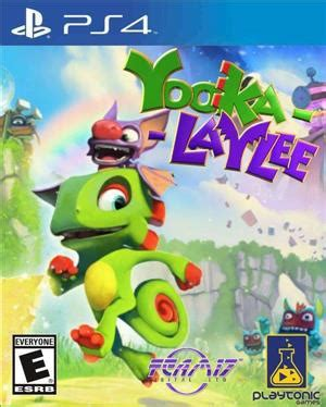 yooka laylee playstation 4 release date news reviews releases