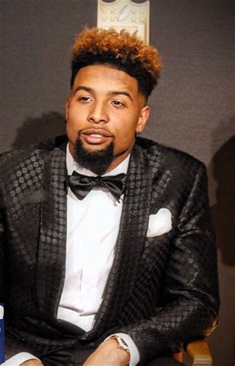 odell beckham hair color odell beckham hairstyle 2016 men s hairstyles club