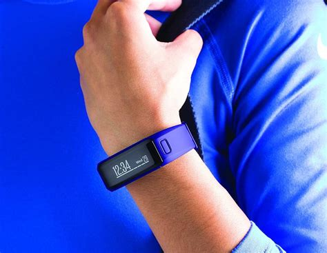 garmin vivosmart reset time get more from your fitness regime with this activity tracker
