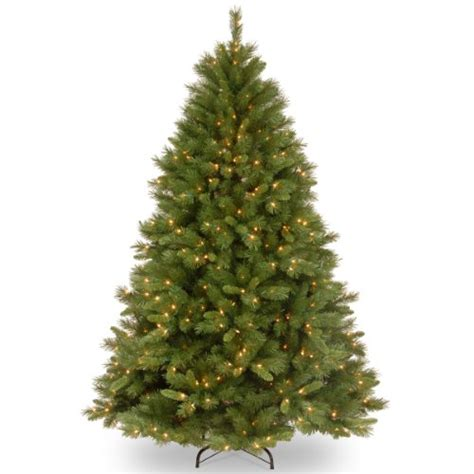 national tree wch7 300 75 winchester pine hinged tree