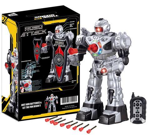 film robot e bambino robot telecomandato per bambini giocattolo divertente