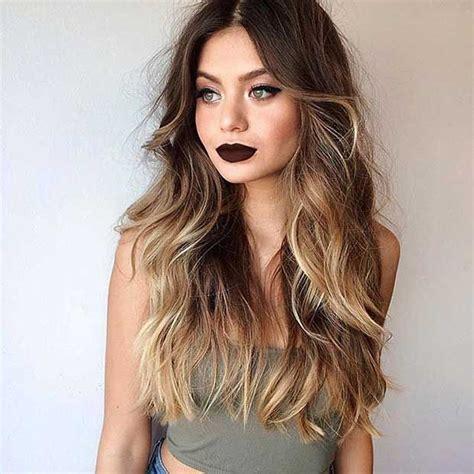 dark brown hair with blonde highlights diy 25 best ideas about dark hair blonde highlights on