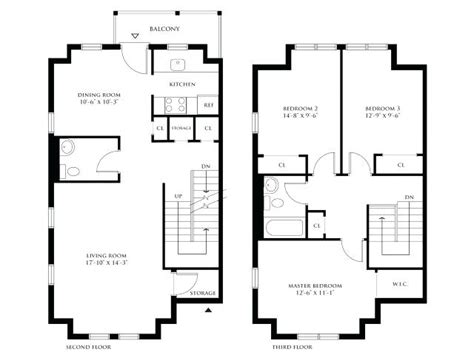 Floor Plans For Duplexes 3 Bedroom by 3 Bedroom Duplex Floor Plans Www Indiepedia Org