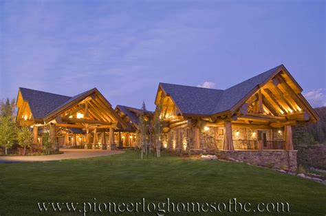 Post House by Log Post And Beam Homes Picture Gallery Bc Canada