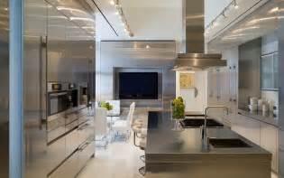 interieur moderne cuisine chaios