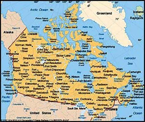 map of us canada and south america sitios para visitar en canada fotograf 237 as de toronto