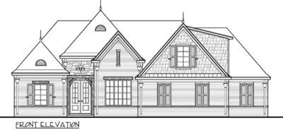 custom french country house plans french country home with custom touches 30750gd