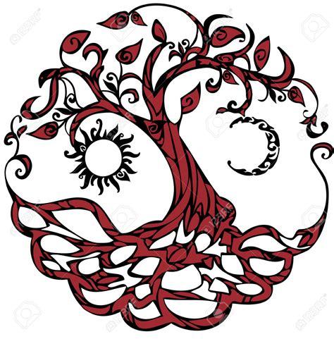 imagenes de arboles zen mandalas con el arbol de la vida buscar con google