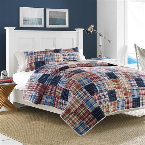 bedding online nautica blaine quilt from beddingstyle com