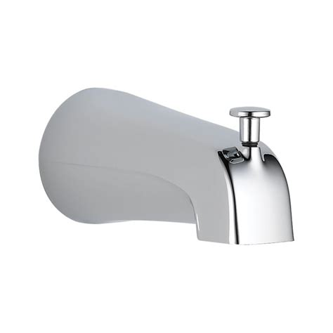 how to replace bathtub faucet maggiescarf how to change a tub spout with diverter u1075 pk delta