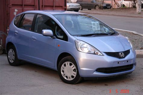 Honda Fit 2007 by 2007 Honda Fit Pictures 1 3l Gasoline Ff Automatic
