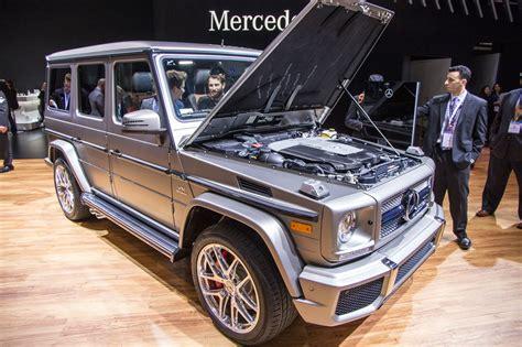 mercedes g wagon 2016 2016 mercedes amg g65 brings v 12 goodness for 218 825