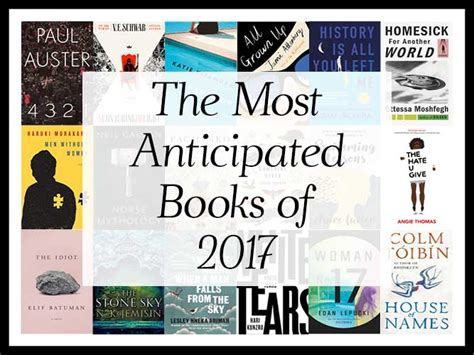news follies of 2017 books the most anticipated book releases of 2017 an aggregated