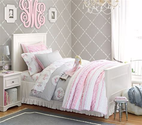 nice rooms for girls this is such a nice calm girls room with the gray