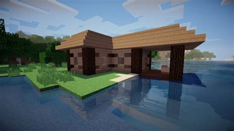 Keralis Cozy Cottage by Small Cozy Fishing Hut Minecraft Project