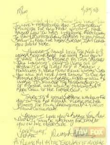Chris benoit suicide note d c madam 39 s suicide notes