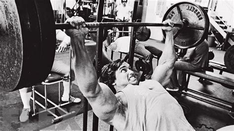 arnold schwarzenegger bench press workout arnold schwarzenegger on training heavy flex online