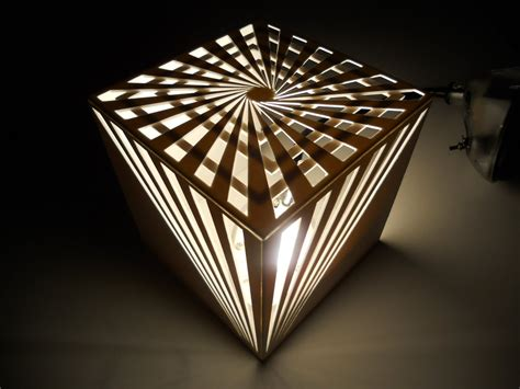 pattern of shadow and light manuel aguilar design porfolio ligh box