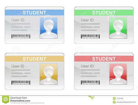 monsters student card template student id card clipart clipart suggest