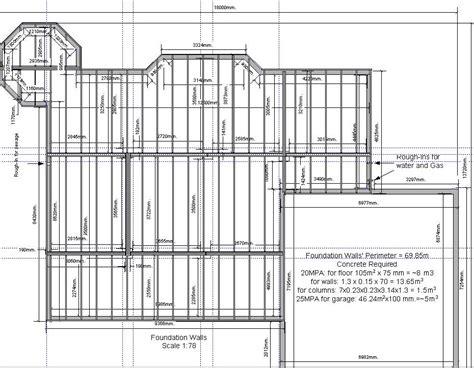 floor framing plans the house i built framing the first floor