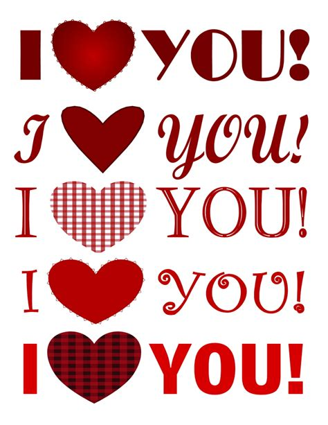 printable valentine images valentine s day printables just for you mom on timeout