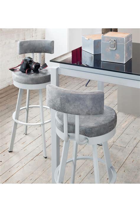 Amisco Swivel Bar Stools by Amisco Barry Swivel Stool For Modern Kitchens Free Shipping