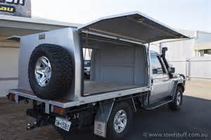 Canopy For Utes by Ute Canopy Steelstuff P Amp M Hodgson Steel Fabrication