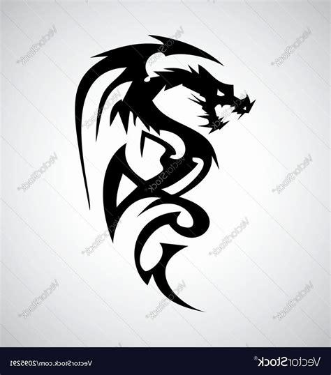 tattoo tribal designs free black tribal dragon tattoo designs inspirational tribal