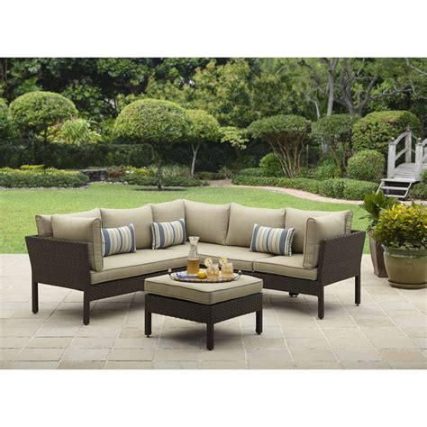 buy better homes and gardens avila 4 sectional