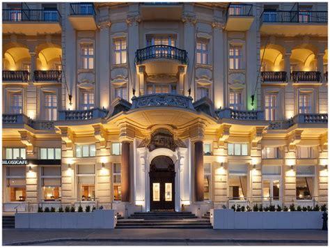 hotel wien schã nbrunn h 244 tels de luxe 224 vienne c est tout un cap voyage