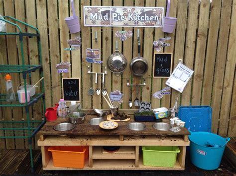 And Pie Kitchen by Mud Pie Kitchen Outdoor Area Preschool Inspiration