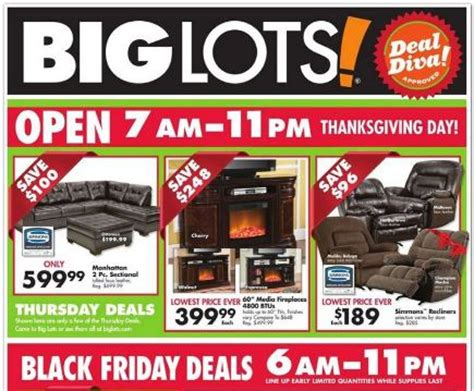 big lots black friday 2015 big lots black friday deals