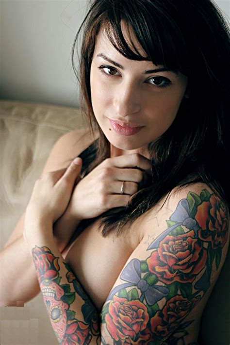 tattoo on hot hot tattoo sleeves on girls