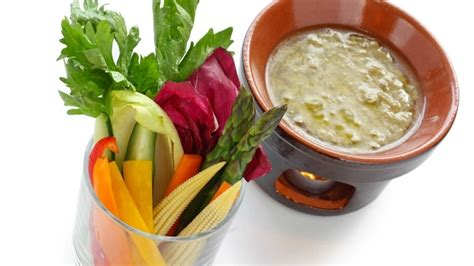 bagna cauda the real italian recipe to make the