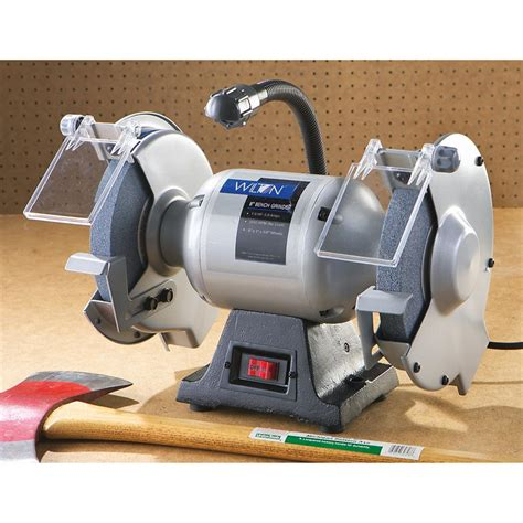 Wilton 174 8 Quot Bench Grinder 136986 Power Tools At Sportsman S Guide