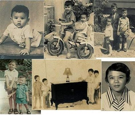 Minyak Kemiri Ratna foto foto ganteng masa muda ahok jadi idola baru netizen