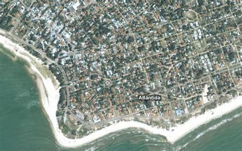 imagenes satelitales de salto uruguay mapa de atlantida formas de viajar atlantida uruguay