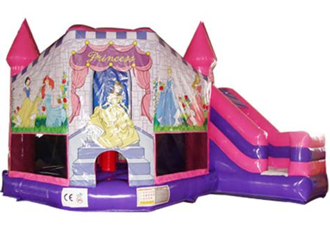 Disney Bounce House by Disney Princess 5 In 1 Bounce House