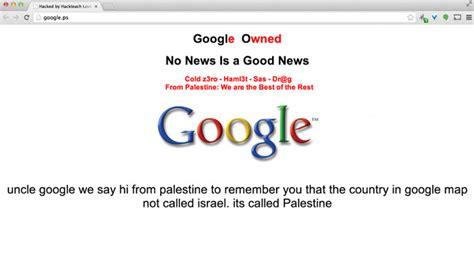 israel google google buang palestin dari google map dan diganti dengan