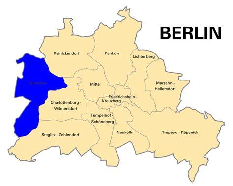 spandau berlin spandau berlin karte images