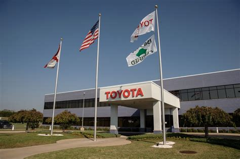 Toyota Manufacturing Huntsville Al Toyota Alabama Builds 4 Millionth Engine The News Wheel