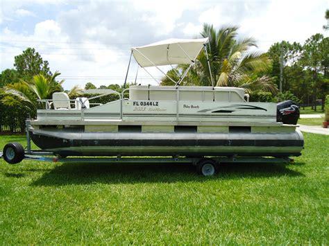 pontoon boats palm beach palm beach pontoon 2023 fish master 2003 for sale for 100