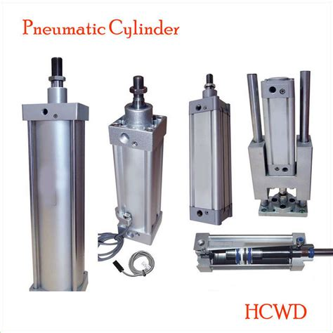 Pneumatic Cylinder Ral 25x100 Quality stainless durable stroke acting pneumatic air cylinder aluminium cylinder block