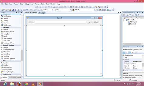 membuat website sendiri dengan xp cara membuat web browser sendiri dengan vb 6 membuat web