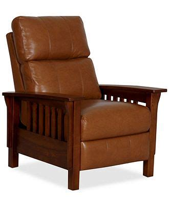 Harrison Leather Recliner by Harrison Leather Recliner