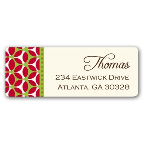 search results for christmas return address labels